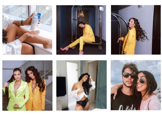 Os filtros de Jade Seba ajudaram muitos usuários a organizarem o feed