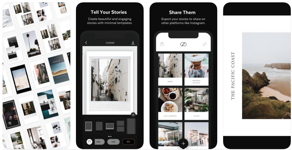 App para stories instagram