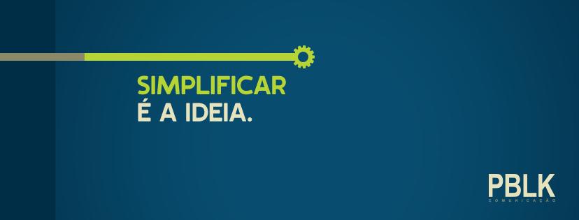 capa do Facebook da PBLK com o conceito da marca