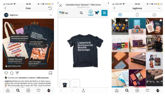 Loja no Instagram: aprenda como marcar seus produtos 21