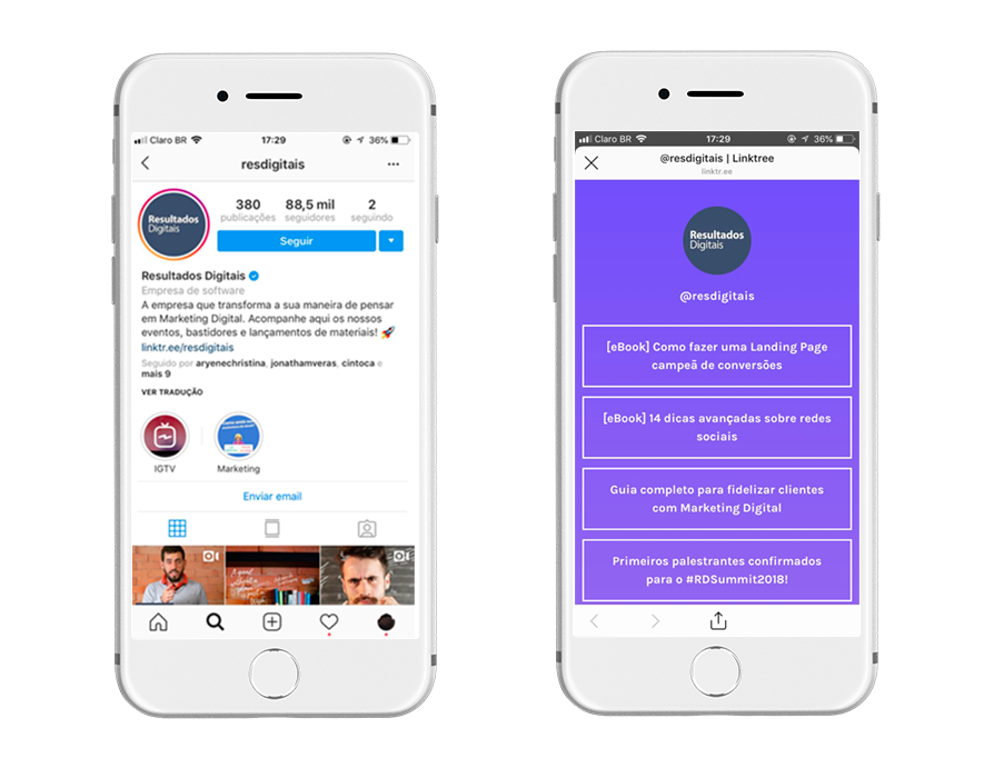 Como gerar tráfego para o seu site pelo Instagram | Postgrain