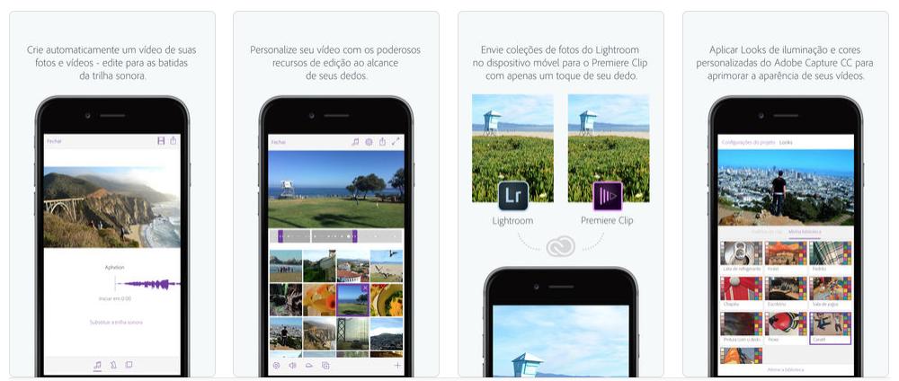 Premiere Clip: aplicativo para gravar vídeos para o IGTV