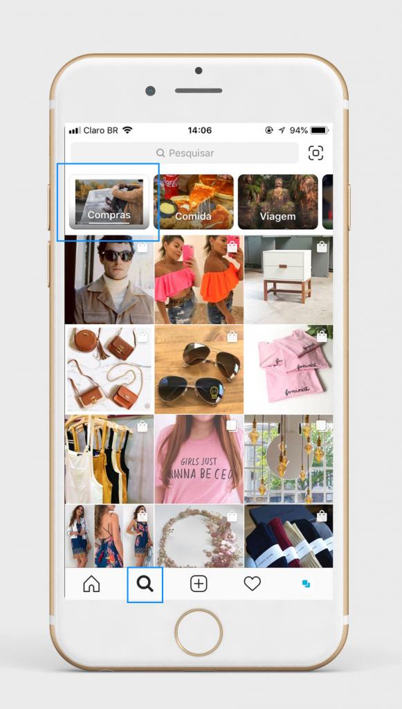 Tendências para o Instagram Shopping 5