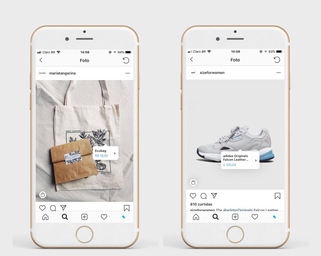 Tendências para o Instagram Shopping 8