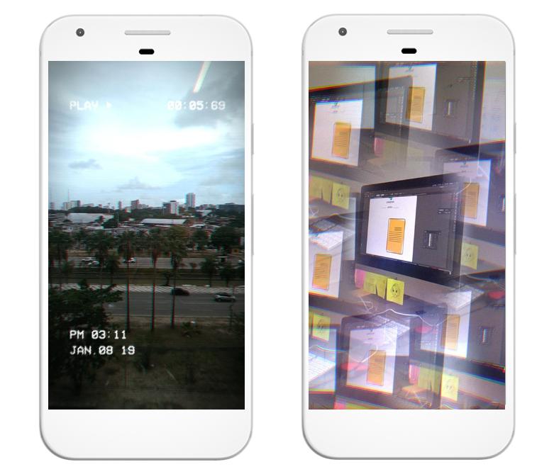 Uma das atualizações do Instagram foi melhorar na qualidade dos filtros de realidade aumentada