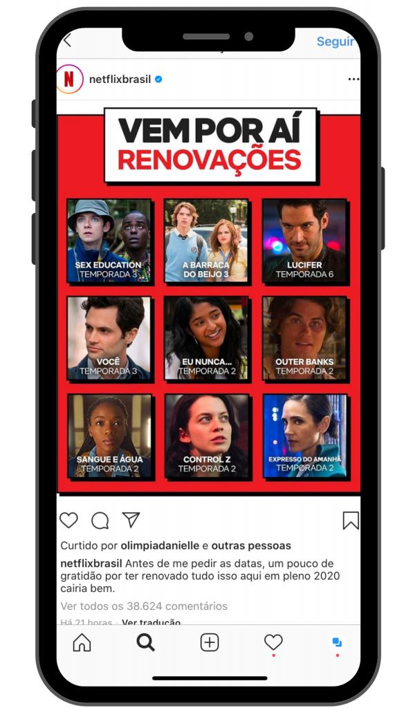 Dicas de legendas pro Instagram: defina seu tom de voz