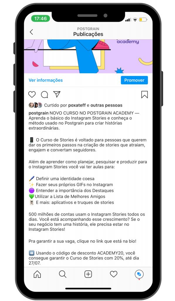 Dicas de legendas pro Instagram: facilite a leitura