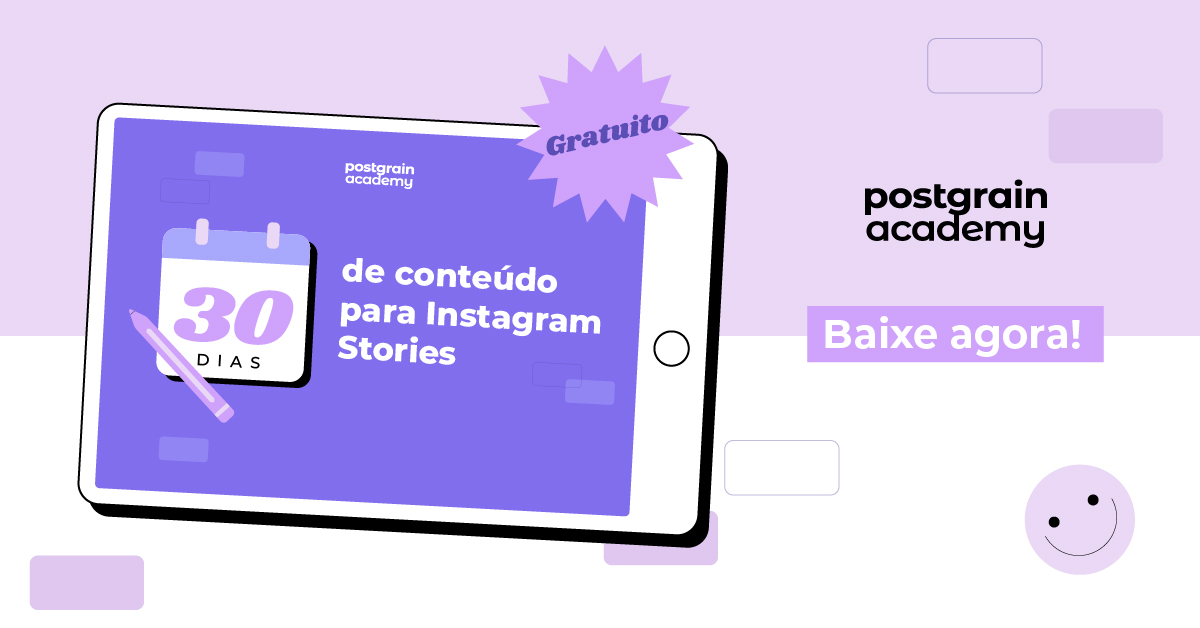 O que postar no Instagram Stories? [+ Material Gratuito]